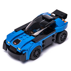 75878 RallyCross Car (KEEP_ON_BRICKING) Tags: lego bugatti chiron custom design alternate alternative model rebuild car moc legomoc legocar blue black fast legocity legoworld legoset legospeedchampions keeponbricking 75878 2018