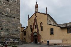 Aosta (stereoby) Tags: aosta valle daosta