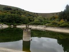 Blaen Bran Reservoir, Upper Cwmbran 26 September 2018 (Cold War Warrior) Tags: blaenbran reservoir cwmbran reflection mountain mynyddmaen