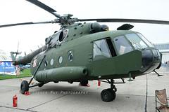 6102 Mil Mi-8MT (SPRedSteve) Tags: 6102 mil mi8 mi8mt mi17 polish army poland