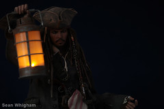 117 (SEANW5484) Tags: hot toys dx15 captain jack sparrow pirates caribbean dead men tell no tales