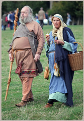Battle of Hastings Re-enactment (pg tips2) Tags: battleofhastings battle battlesussex thebattleofhastings1066 reenactment reenactors reenactments 1066andallthat 1066 2018