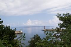 _DSC1532 (Romainounet) Tags: corse nature vert plage bleu ciel sable été septembre 2018 mer bateau