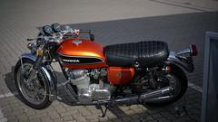 Honda 750 Four (Mark 800) Tags: hamburg classics 2018 motor honda 750 four bike motorrad