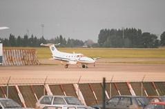 OO-SXB Embraer Emb-121 Xingu (graham19492000) Tags: oosxb embraer emb121 xingu