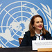 Press conference by H.E. María Fernanda Espinosa, President of the UN General Assembly