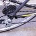 Shimano Ultegra Rear Derailleur on a racing bike