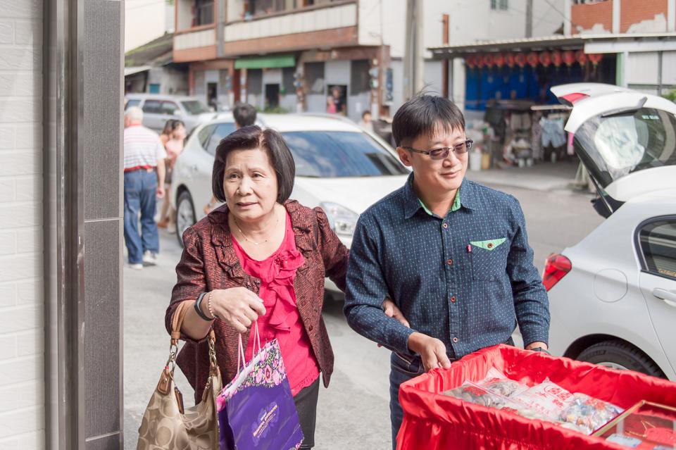 台南婚攝 海中寶料理餐廳 滿滿祝福的婚禮紀錄 W & H 015