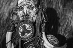 Mursi. Omo Valley, Ethiopia. (Raúl Barrero fotografía) Tags: ethiopia omovallye omovalley africa portrait plate mursi