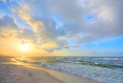 Pensacola Beach Sunrise (J.L. Ramsaur Photography) Tags: hdr worldhdr hdraddicted bracketed photomatix hdrphotomatix hdrvillage hdrworlds hdrimaging hdrrighthererightnow hdrwater sunrise sunset sun sunrays sunlight sunglow orange yellow blue wherethemapturnsblue ilovethebeach ocean beach bluewater blueoceanwater sea waves sand gulfofmexico landscape southernlandscape nature outdoors god'sartwork nature'spaintbrush jlrphotography nikond7200 nikon d7200 photography photo 2018 engineerswithcameras photographyforgod thesouth southernphotography screamofthephotographer ibeauty jlramsaurphotography photograph pic tennesseephotographer pensacolabeachfl florida escambiacountyflorida emeraldcoast pensacolabeach floridapanhandle worldswhitestbeaches cradleofnavalaviation gulfislandsnationalseashore westerngatetothesunshinestate americasfirstsettlement pensacolabeachflorida pcola redsnappercapitaloftheworld cityoffiveflags pcolabeach