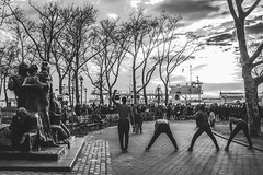 NYC 2018 (pablocomplicado) Tags: nyc ny bnw blackadnwhite manhattan streetphoto streetphotography byn blancoynegro sonya6300