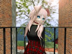 Pretty Puppy (Mei-Mei Chan) Tags: puppy girl dog inu cute kawaii anime pretty
