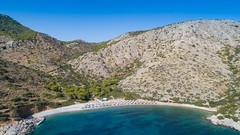 "Luftbild St Nikolaos Beach Hydra (dronepicr) Tags: griechenland meer amazing sonne allgemein natur mittelmeer sun hydra drone ocean strände wanderurlaub blau drohne trip greece luftbild länderstädte geotagged wandern mediterran travelling aerial klar landscape landschaft relax strandurlaub wasser idra insel photo canon dream holiday argosaronic gulf foto ferien bester blue beach sea travel urlaub hiking nature ""mediterraneansea"" athens traumurlaub strand vacation dji"
