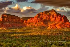 "The  Red Rocks and ""Power Spots"" of Sedona in Arizona-USA. (KyotoDreamTrips) Tags: arizona redrockstatepark sedona usa powerspots sandstone sunset unitedstates us"