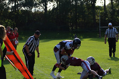 DISO4968 (Wuppertal Greyhounds) Tags: wuppertal greyhounds verbandsliga nrw disografie blende8 american football
