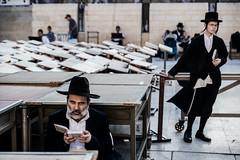 Prayers-DSC_7892 (thomschphotography3) Tags: jerusalem israel streetphotography westernwall prayers praying jews jewish religion men