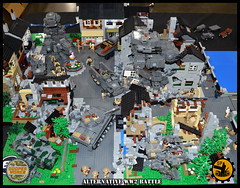 Brickworld_Mich_07 (Cooper Works 70) Tags: lego ww2 wwii battle mech mecha stickers cooper works