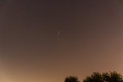 "NOT an Iridium Flare > only Metop A / @ 18 mm / 2018-10-11 (astrofreak81) Tags: iridiumflare iridium flare 2006044a ""metop a"" brightness sun dresden light dark night sky heaven himmel satellite astro astrofreak81 20181011"