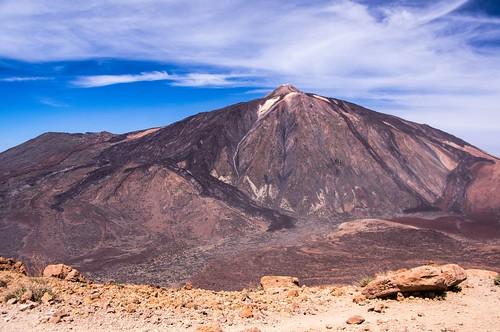 Le Teide (Tenerife/Canaries/Espagne)