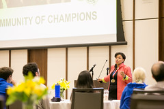 Executive Suite Series with Bonnie St. John (Seton Hall University) Tags: bonnie st john executive suite series alumni relations
