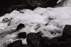 Norway (no.sad.tomorrow) Tags: norway norde traveling travel traveler travelphotography water waterfall nature naturephotography naturaleza filmphotography film filmforever filmnotdead blackandwhite bw analogphotography analog analogue yashika yashikafx3 super2000 ilfordsuper ilford xp400