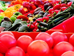 Colorful Produce (weezerbee9) Tags: