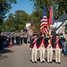 U.S. Army Old Guard Fife & Drum Corps Color Guard