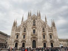 米蘭大教堂 | Milano, Italy (sonic010739) Tags: olympus omd em5markii olympusmzdigital1240mm italy milano