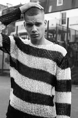 Marvin (Mark Bruce) Tags: male model london 2018 october blackwhite rykermagcom