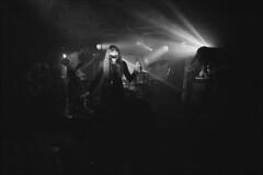 luna (generalzorn) Tags: pentaxk1000 vivitar19mm ilfordhp5 film coventry music gig godivafestival