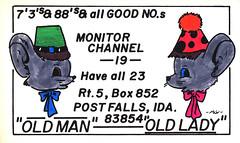 16600119 (myQSL) Tags: cb radio qsl card 1970s pen
