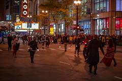 Arts In The Dark-4.jpg (Milosh Kosanovich) Tags: chicagophotographicart nikond800e statestreet fullmoonfirejam chicagophotoart precisiondigitalphotography miloshkosanovich mickchgo artsinthedarkhalloweenparade2018 luma8 dcase chicagophotographicartscom chicago nikkor85mmf14g