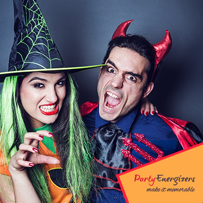 Spice and Sparkle Your Halloween Party with Photo Booth