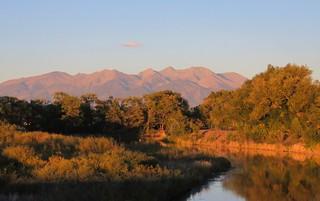 Rio Grande River Reverie