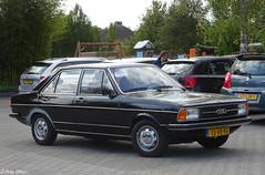1978 Audi 80L (peterolthof) Tags: bakke peterolthof 13ve95