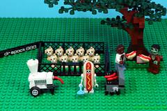 Hotdog Monster