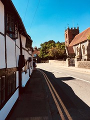 Pangbourne (amcturner96) Tags: englishchurch church townhouse quaint oldengland summe britain uk england riverpang riverthames pangbournecollege pangbournevillage pangbourne