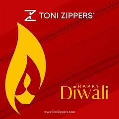 Happy Diwali (tonizippers) Tags: zippers zipper zipfasteners zip zipperfasteners toni tonizippers tonislider tonisliders manufacturers manufacturer manufacturing sliders slider fasteners happydiwali