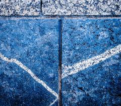 WhiteMarks.jpg (Klaus Ressmann) Tags: klaus ressmann omd em1 abstract edonostia floor blue design flicvarious minimal klausressmann omdem1