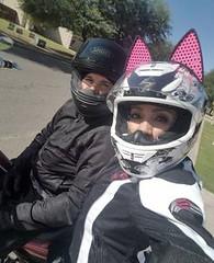 MotoKitty: Jessika R (BikerKarl2018) Tags: motokitty jessika r badass motorcycle helmet store biker stuff motorcycles