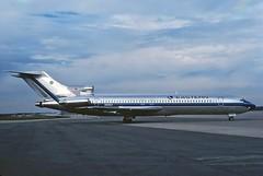 N816EA EASTERN 727-225 at KCLE (GeorgeM757) Tags: n816ea 727225 eastern northwest championair n675mg kcle clevelandhopkins boeing georgem757 aircraft aviation airplane airport