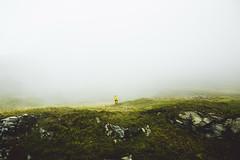 Foggy Morning (saminspeer) Tags: fog morning austria clouds foggy moody film cinematic grass rock trip travel adventure vsco vscocam canon5dm3 canon24mm14 model posing daylight highalpineroad alps