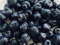 I found my thrill on Blueberry Hill, when I found you... 🎤 🎼 🎹 ! Mit diesem schönen Ohrwurm: Happy Macro Monday! (Frau D. aus D.) Tags: fatsdomino bfood dunkelblau heidelbeere früchte blueberry fruits macromondays