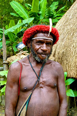 The Dani People, Wamena,  Baliem Valley, Western New Guinea, Indonesia, Asia (Miraisabellaphotography) Tags: asia indonesia westernnewguinea westpapua irianjaya wamena danipeople dani baliemvalley