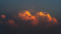 Inevitable (|MBS-..|) Tags: nikon cloud 105mm d3s evening sunset nature layers layer breeze cold winter warm sun sky