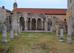 St. John's Ruins [Rab - 25 August 2018] (Doc. Ing.) Tags: 2018 rab croatia otokrab rabisland happyisland kvarner kvarnergulf summer mediterraneansea adriatic nikond5100