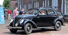 Matford V8 F82A 1938 (XBXG) Tags: ar5673 matford v8 f82a 1938 matfordv8 alsace f 82 a noir black la fête des limousines 2018 fort isabella reutsedijk vught nederland holland netherlands paysbas emw elk merk waardig vintage old classic french car auto automobile voiture ancienne française vehicle outdoor