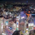 400 Megapixel Panorama of Shibuya - Tokyo, Japan thumbnail