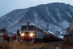 Rail Force (wilga_photography) Tags: 060da zarnesti romania towarowy jesień rumun electroputere