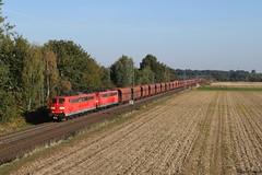151 112+151 113 (Drehstromkutscher) Tags: db deutsche bahn cargo bundesbahn br baureihe 151 eisenbahn railway railfanning railways railroad train trainspotting trains